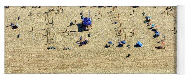 Santa Monica Beach 6 Yoga Mat
