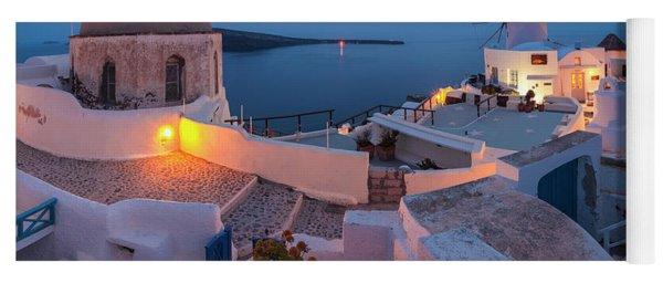 Santorini Yoga Mat