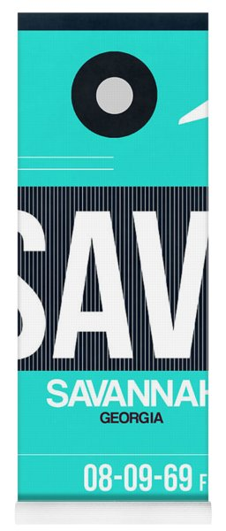 Sav Savannah Luggage Tag II Yoga Mat