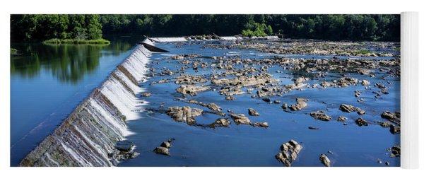 Savannah River Rapids - Augusta Ga 2 Yoga Mat
