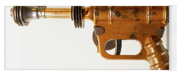 Science Fiction Buck Rogers Atomic Disintegrator Gun R1069 Yoga Mat