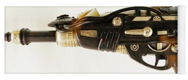 Science Fiction Laser Ray Gun R1070 Yoga Mat