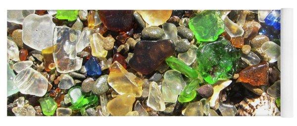 Sea Glass Yoga Mat