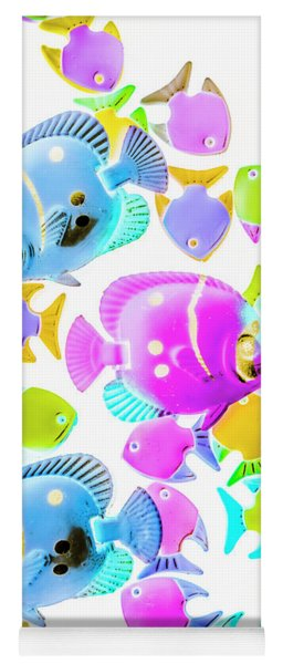 Sea Swimmers Yoga Mat