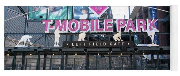 Seattle Mariners Baseball T-mobile Park Seattle Washington R1431 Long Yoga Mat