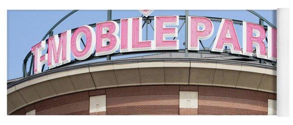Seattle Mariners Baseball T-mobile Park Seattle Washington R1452 Yoga Mat