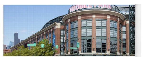 Seattle Mariners Baseball T-mobile Park Seattle Washington R1454 Long Yoga Mat