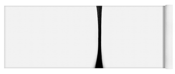 Sensual Abstract Buttocks Yoga Mat