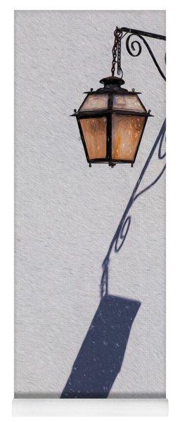 Shadow Lamp Yoga Mat