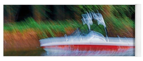 Shakey Ride Yoga Mat