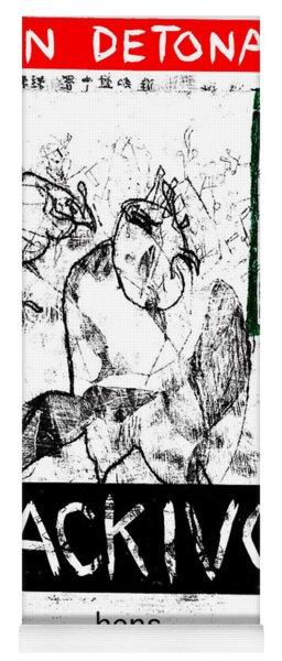 Shin Detonator Novel Dada Page 236f1 Yoga Mat