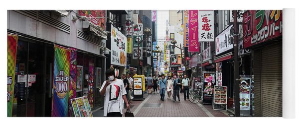 Shinjuku Yoga Mat