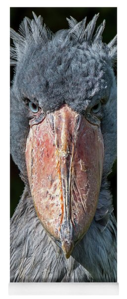 Shoe-billed Stork Yoga Mat