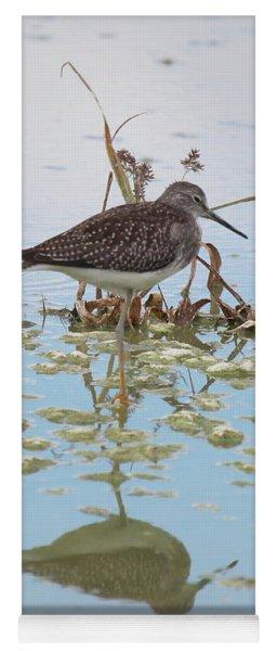 Shorebird Reflection Yoga Mat
