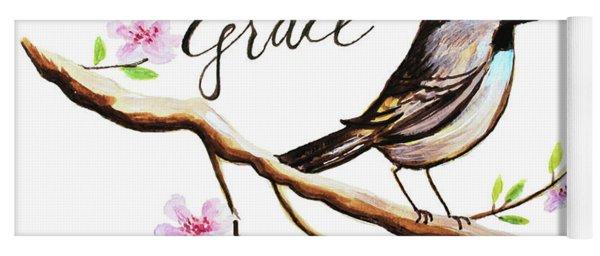 Sing Grace Yoga Mat