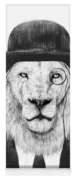 Sir Lion Yoga Mat