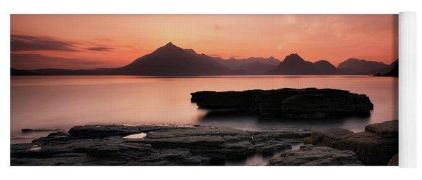 Skye Sunset Yoga Mat
