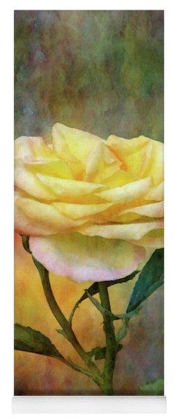 Slight Yellow 5570 Idp_2 Yoga Mat