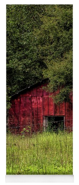 Small Barn 2 Yoga Mat