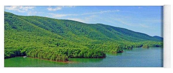 Smith Mountain Lake Yoga Mat
