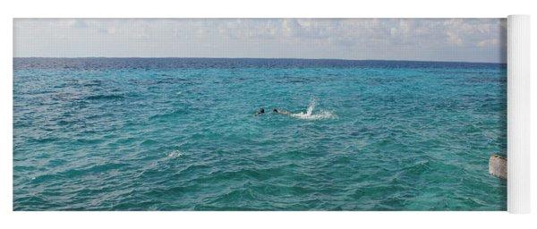 Snorkeling Yoga Mat
