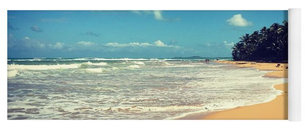 Solitude Beach Yoga Mat