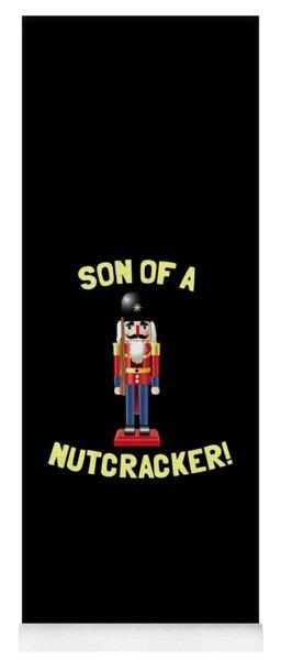 Son Of A Nutcracker Yoga Mat