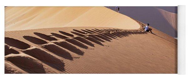 Sossusvlei Desert Yoga Mat