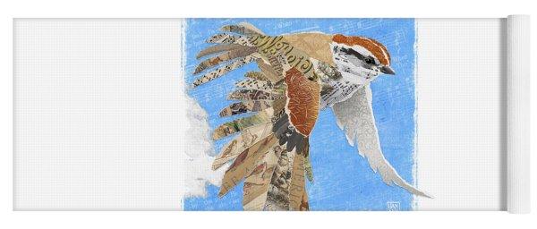 Sparrow Yoga Mat