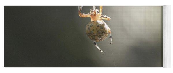 Spider Yoga Mat