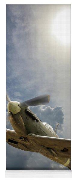 Spitfire Under The Sun Yoga Mat