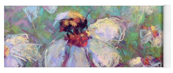 Spring Bee Yoga Mat