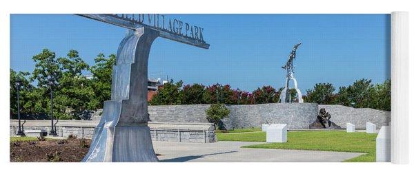Springfield Village Park - Augusta Ga Yoga Mat