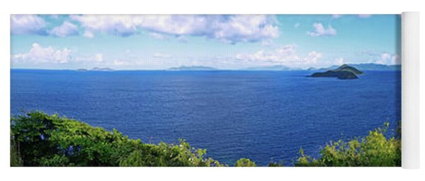 St. Thomas Northside Ocean View Yoga Mat