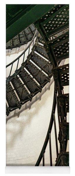 Stairs 2 Yoga Mat
