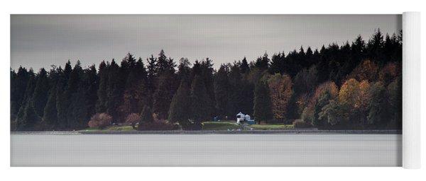 Stanley Park Vancouver Yoga Mat