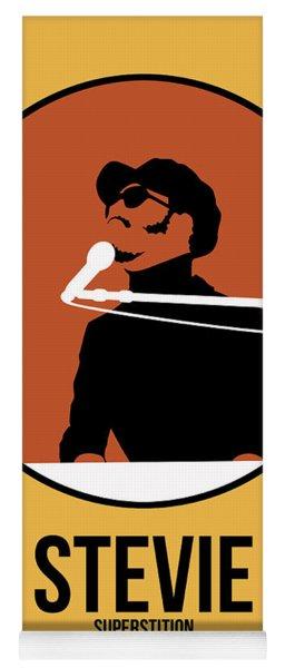 Stevie Wonder Yoga Mat