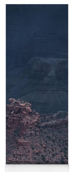 Storm Has Arrived, Grand Canyon Yoga Mat