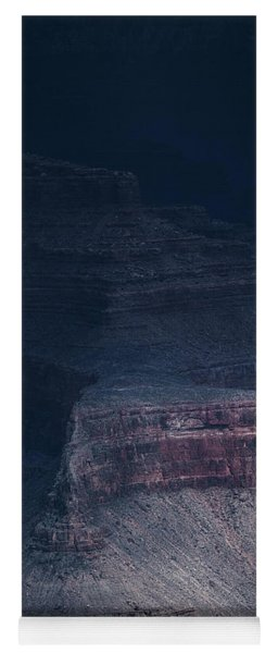 Storm In The Grand Canyon Yoga Mat