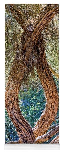 Strange Tree Yoga Mat