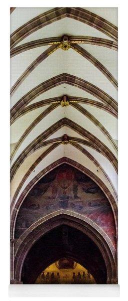 Strasbourg Cathedral - 2 Yoga Mat