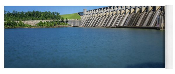 Strom Thurmond Dam - Clarks Hill Lake Ga Yoga Mat