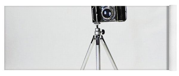 Studio. Kodak Retina 2. Yoga Mat