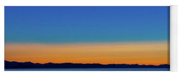 Stunning Sunset II Yoga Mat