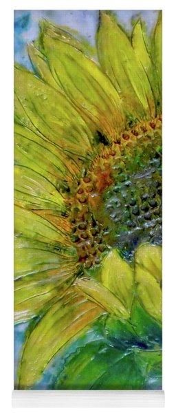 Sunflower Happiness Yoga Mat
