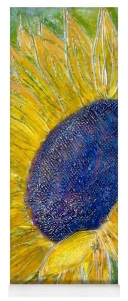 Sunflower Praises Yoga Mat
