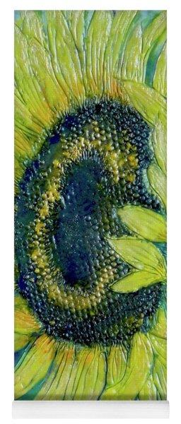 Sunflower Smiles Yoga Mat