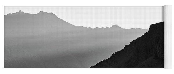 Sunrise In The Himalayas Yoga Mat