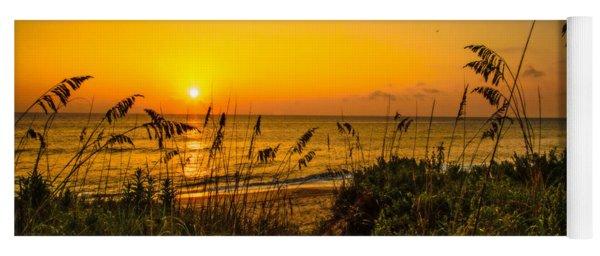 Sunrise On The Dunes  Yoga Mat