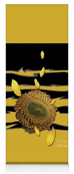 Sun's Flower Yoga Mat
